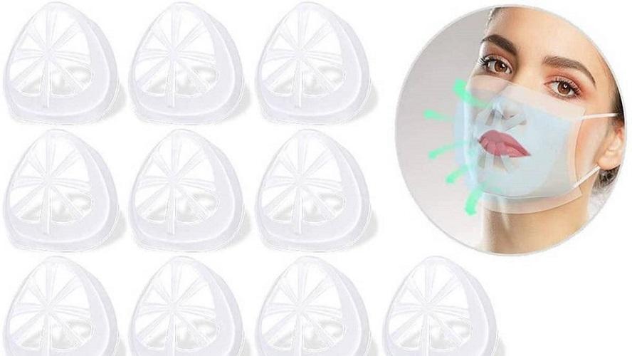 Un nuevo molde de silicona le dice adiós a la incomodidad de la mascarilla
