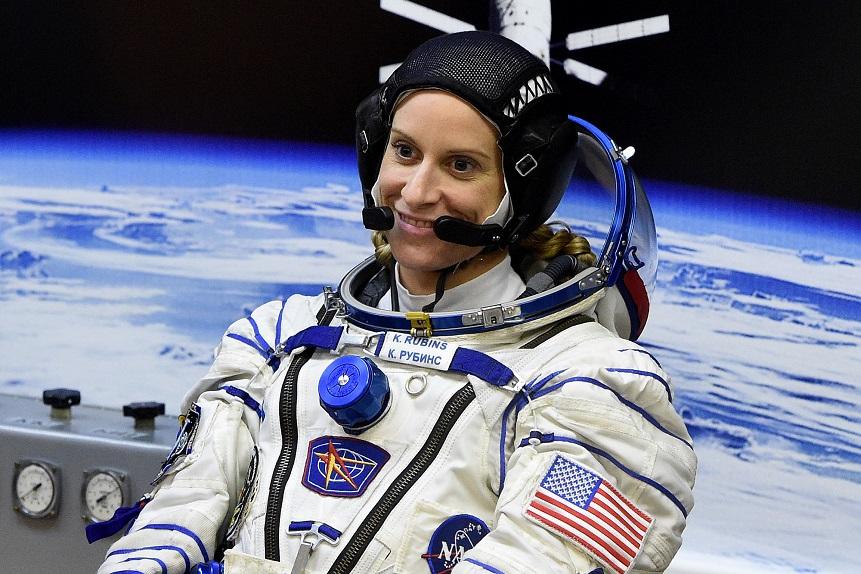 Los astronautas van a votar en noviembre desde sus puestos espaciales