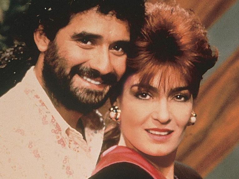 """""""La traidora"""" telenovela transmitida por Venevisión en el año 1991"""