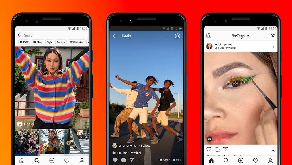 """Instagram dobla la duración máxima de sus videos cortos o """"reels"""" a 30s"""