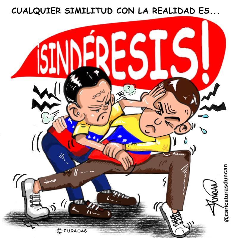 Sindéresis - Caricatura de Duncan