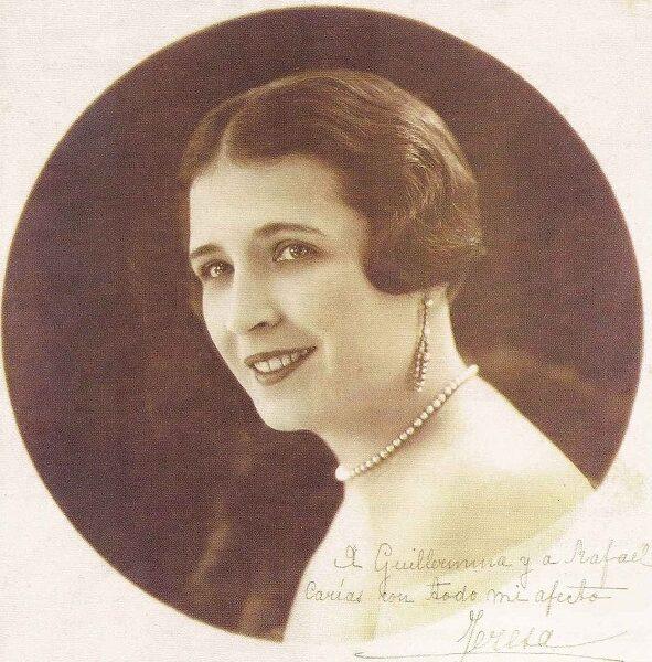 El 5 de octubre de 1889 nació Teresa de la Parra