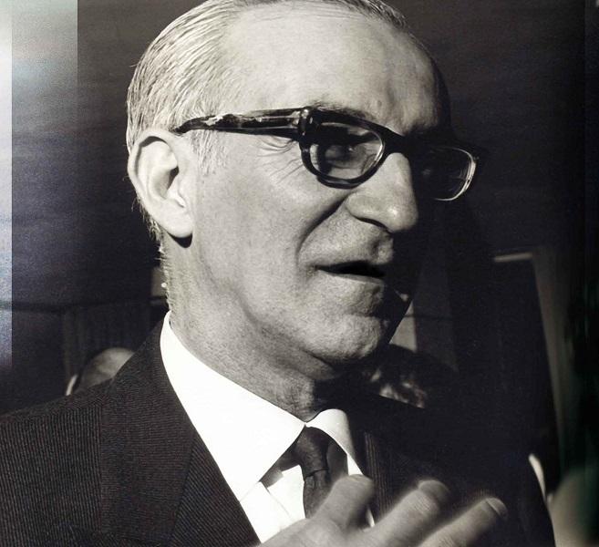El 3 de octubre de 1911 nació Edgar Sanabria