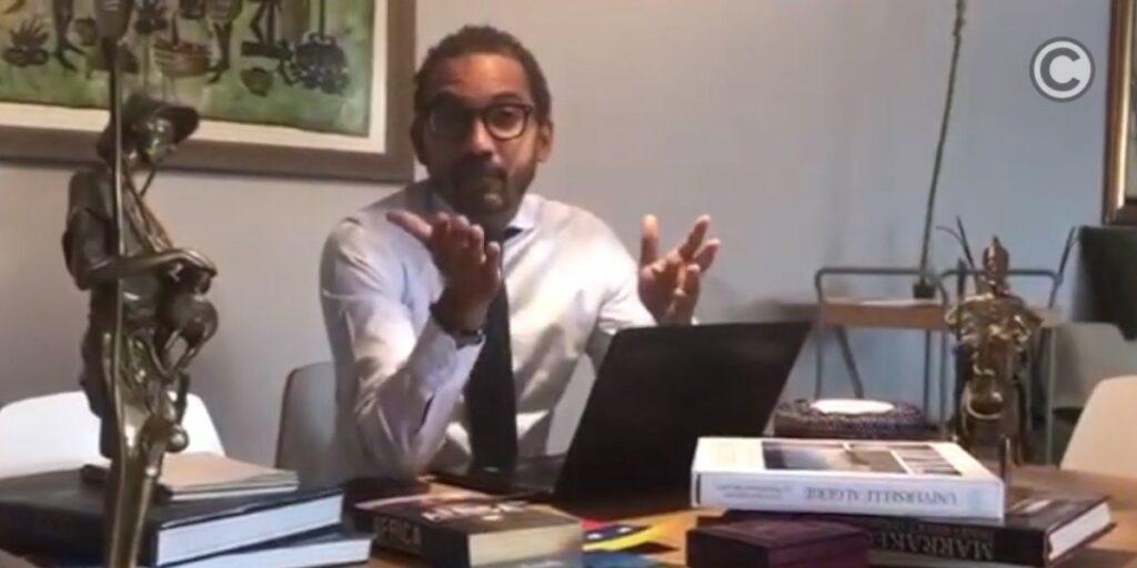 Claudio Nazoa entrevista a Jaime Ibrahim Mayaki Pérez