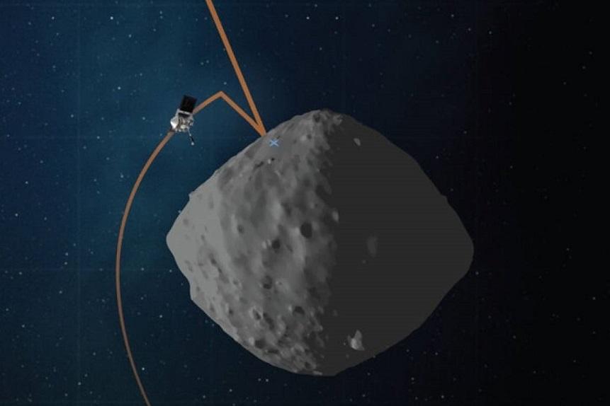 OSIRIS-REx traerá muestras de un asteroide para analizarlas en la Tierra