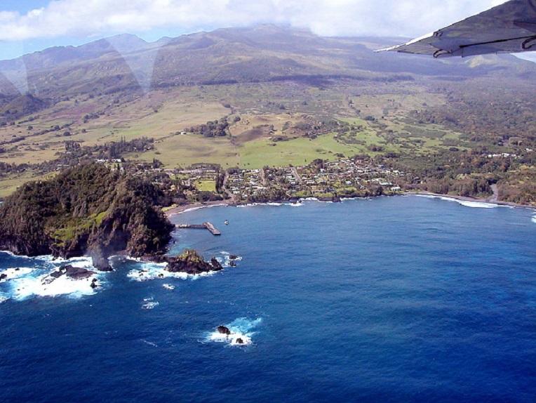 Hallan agua dulce subterránea frente a la costa de la isla de Hawái