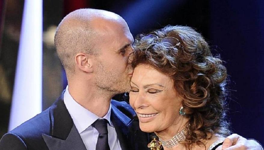 """Ponti: """"Sophia Loren nunca se rinde y a los 86 años siempre quiere lo mejor"""""""