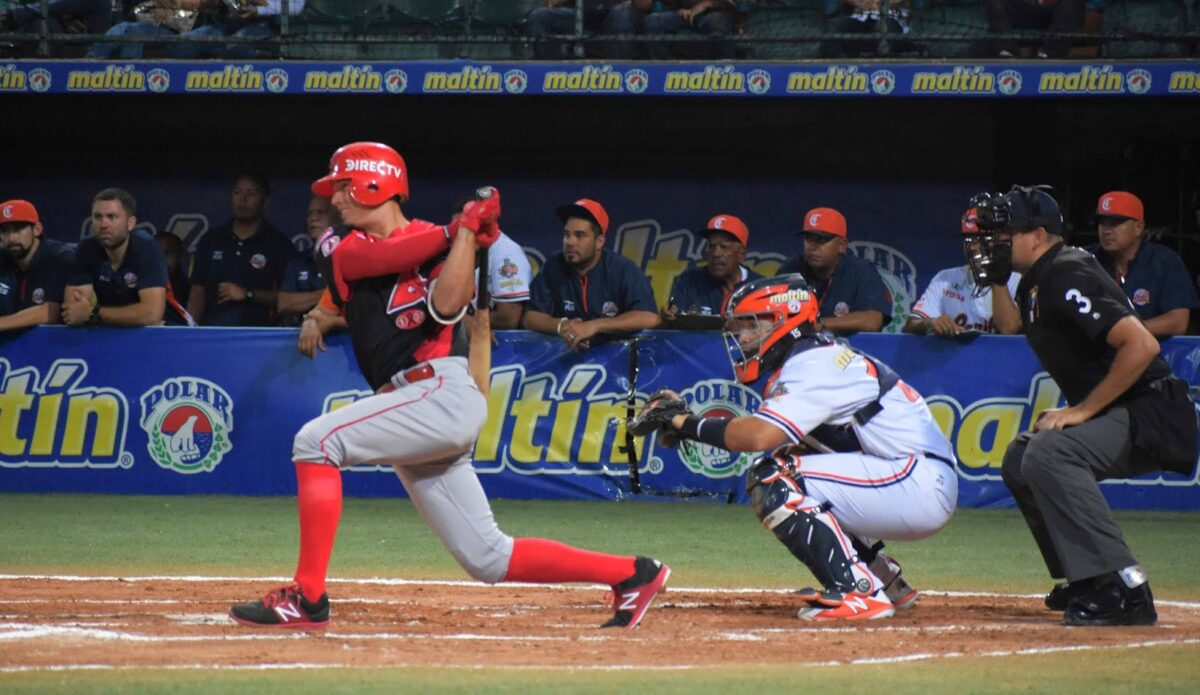 Béisbol profesional venezolano
