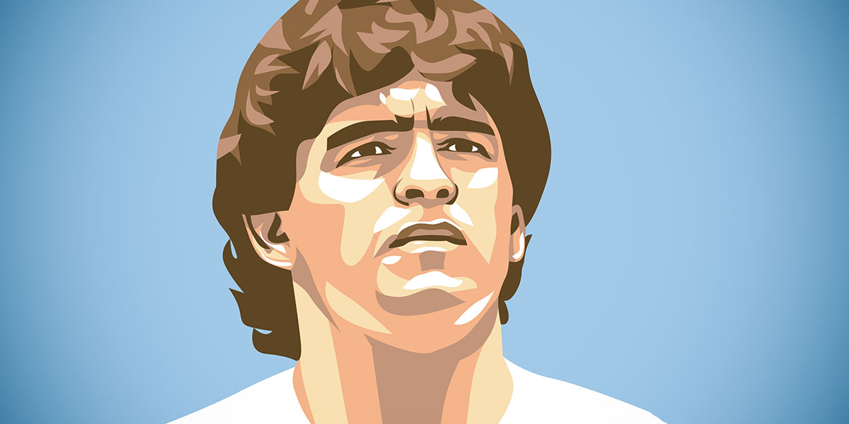 Qué se puede decir en defensa de Maradona