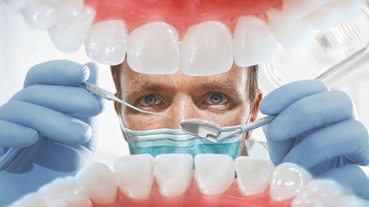 Caída de piezas dentales