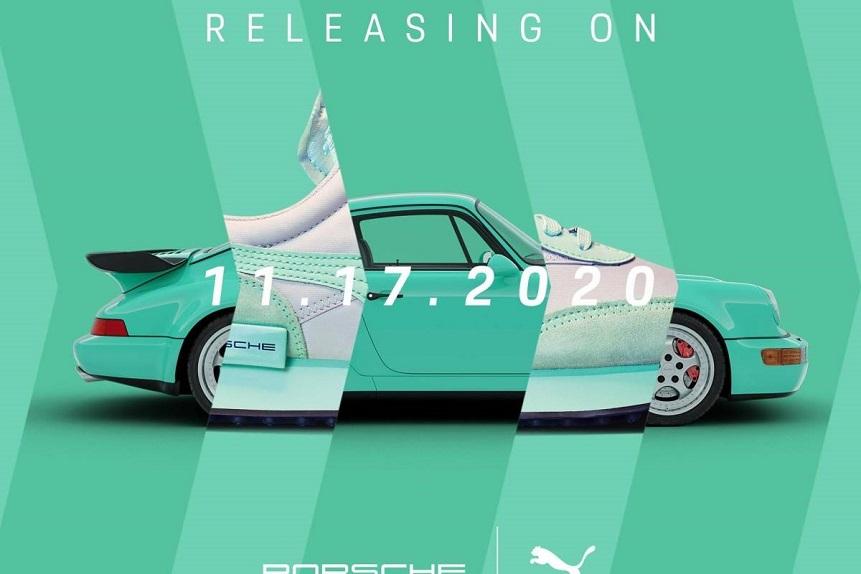 Puma y Porsche crean un modelo de zapatos inspirados en el mítico 911