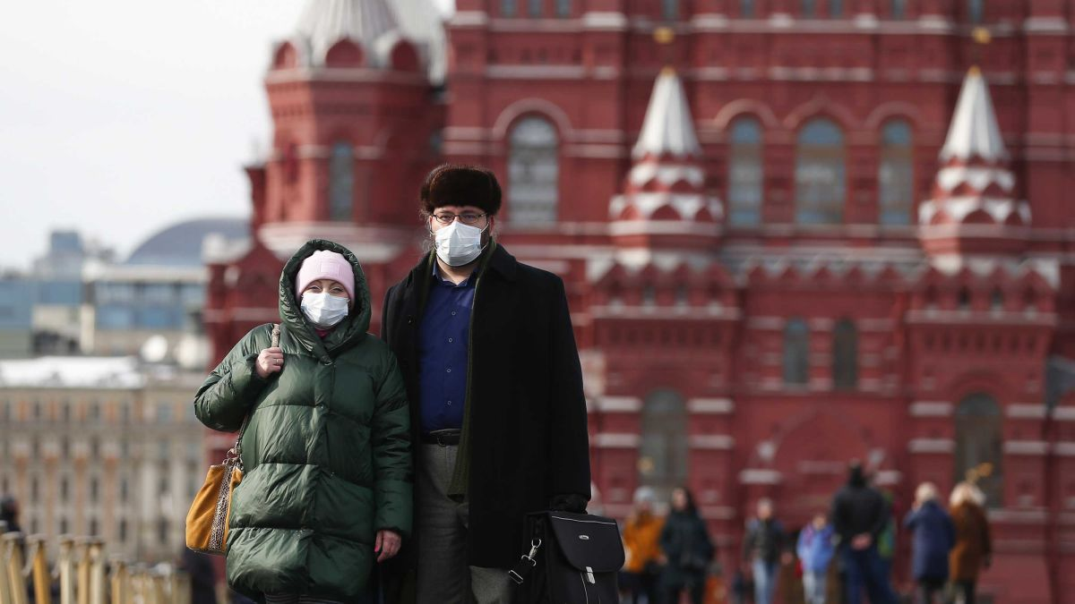 Rusia casos coronavirus