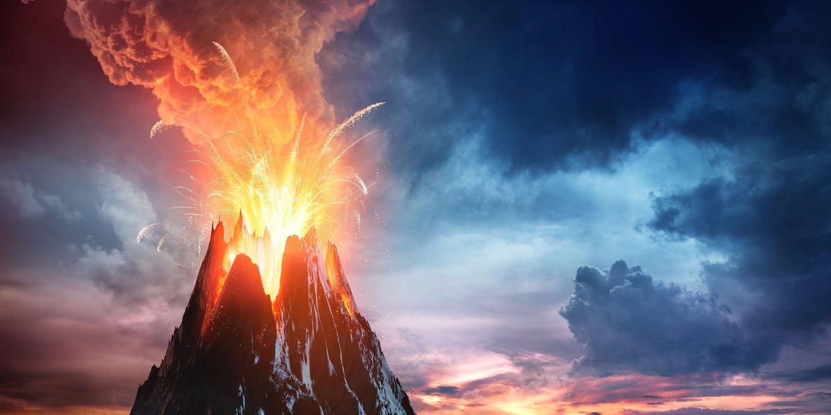Hay volcanes en Venezuela