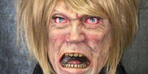 Máscara de Karen para Halloween