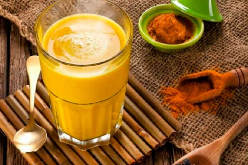 Superalimento: Qué es la leche dorada o Golden Milk de moda