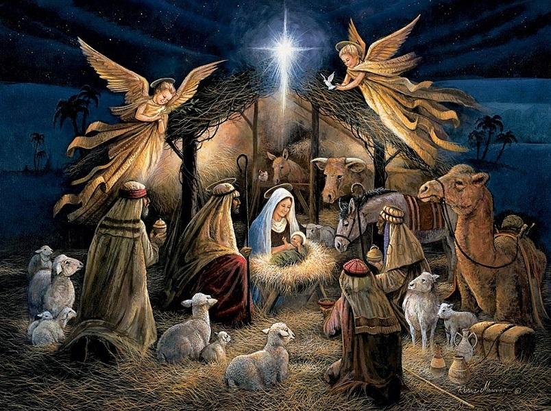 25 de diciembre ¡Feliz Navidad!