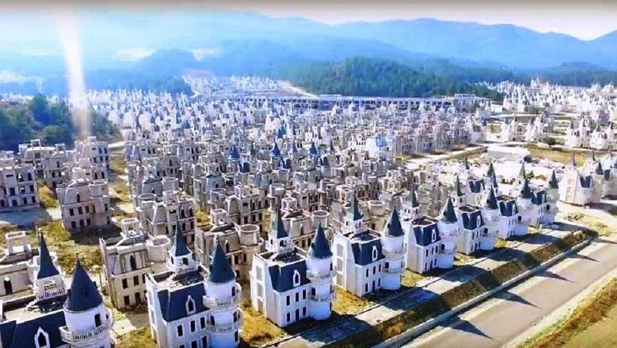 Turquía: Burj Al Babas la ciudad fantasma con 700 castillos abandonados