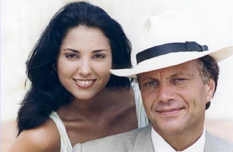 """""""Enséñame a querer"""" telenovela transmitida por Venevisión en el año 1998"""
