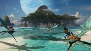 Avatar: imágenes de Pandora con nuevo arte conceptual