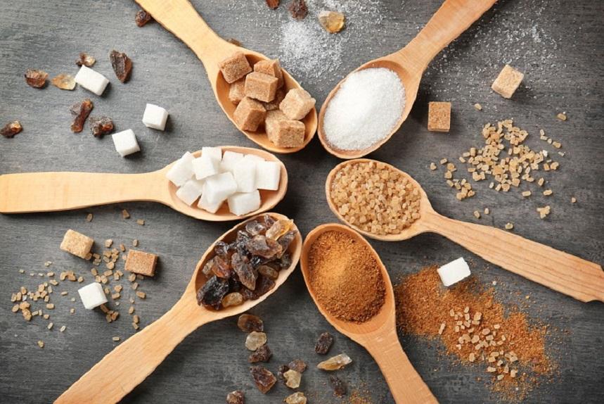 El azúcar: conoce cuántos tipos hay y cómo se usan en la cocina