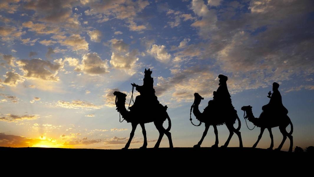 6 de enero: Día de los Santos Reyes Magos