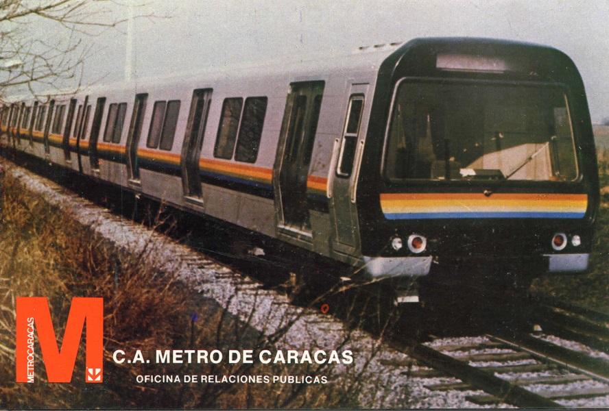El 2 de enero de 1983 inicia operaciones el Metro de Caracas