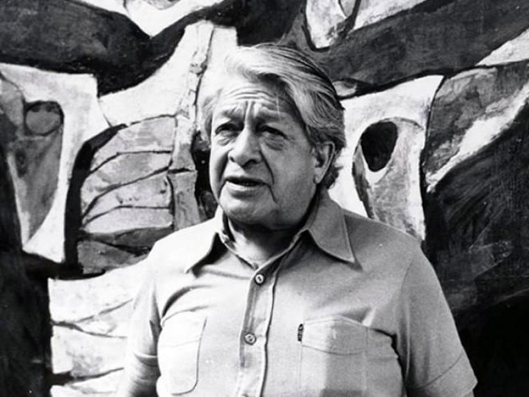 Oswaldo Guayasamín autor de El macuto
