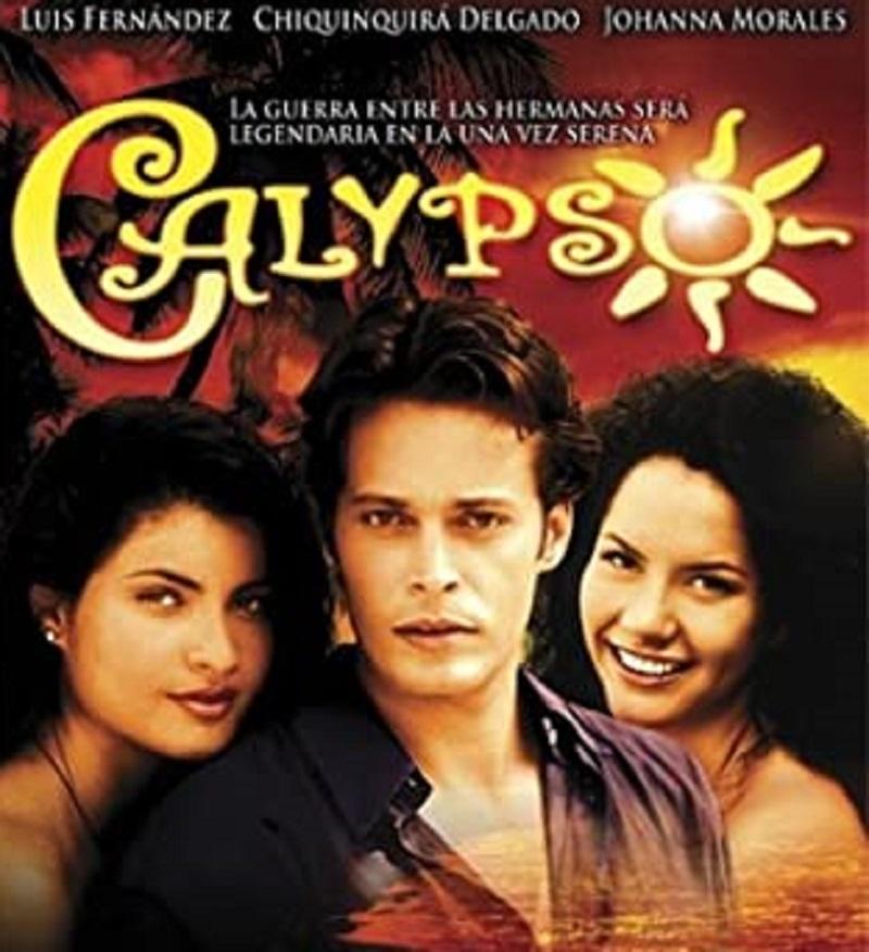 """""""Calypso"""" telenovela transmitida por Venevisión en el año 1999"""