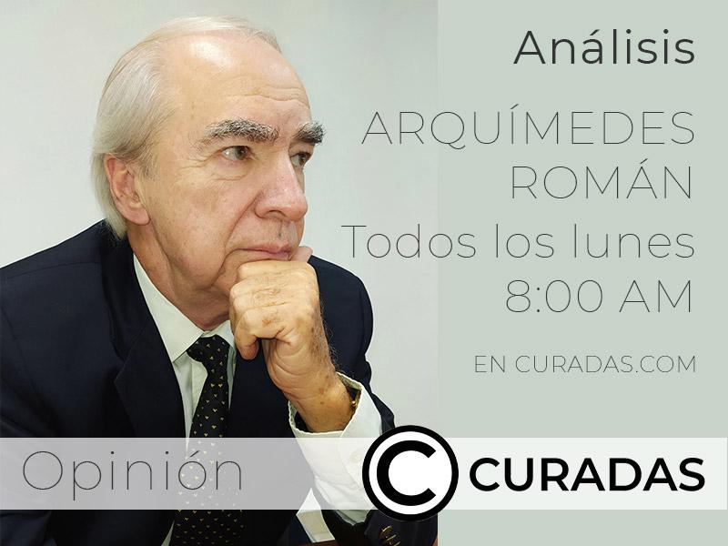 Arquímedes Román