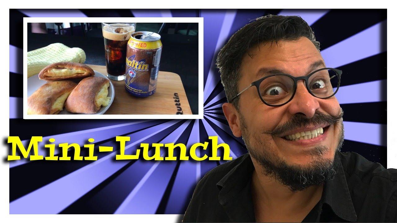 Como preparar mini lunch