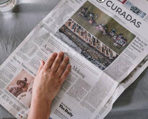 Nuevo diseño de Curadas.com