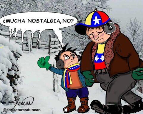 Nostalgia - Caricatura de Duncan