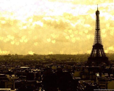 Video París 1920 en color