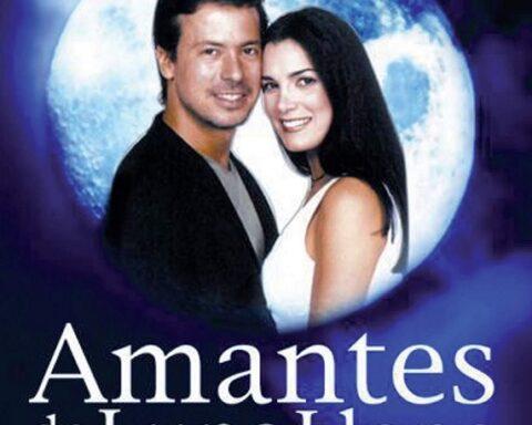 """""""Amantes de luna llena"""" telenovela transmitida por venevisión en el año 2000"""