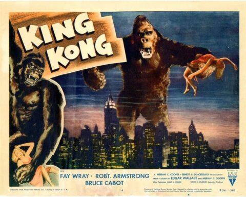 Efemérides 2 de marzo se estrena King Kong 1933