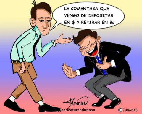 Sin comentarios - Caricatura de Duncan