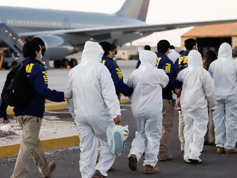 Migrantes desesperados por regularizarse en Chile ante ley que facilita  expulsión de indocumentados - CURADAS ©