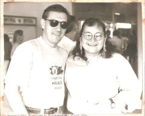 Franco de Vita y Milagros S. Castro