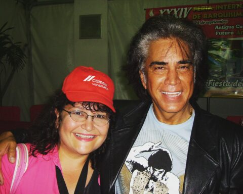 José Luis Rodríguez en Barquisimeto