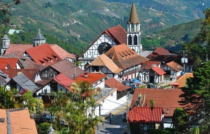 El 8 de abril de 1843 se funda la Colonia Tovar