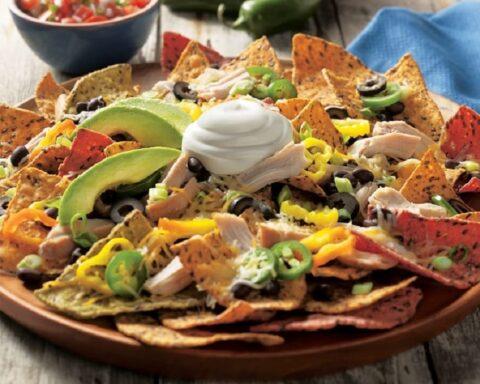 Nachos con pollo: rica receta para deleitar a tu familia y amigos