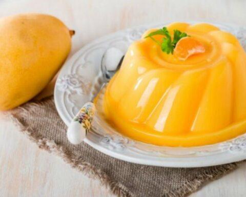Pudín de mango: disfruta de este delicioso postre fácil de preparar