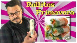 Como hacer rollos primavera spring rolls