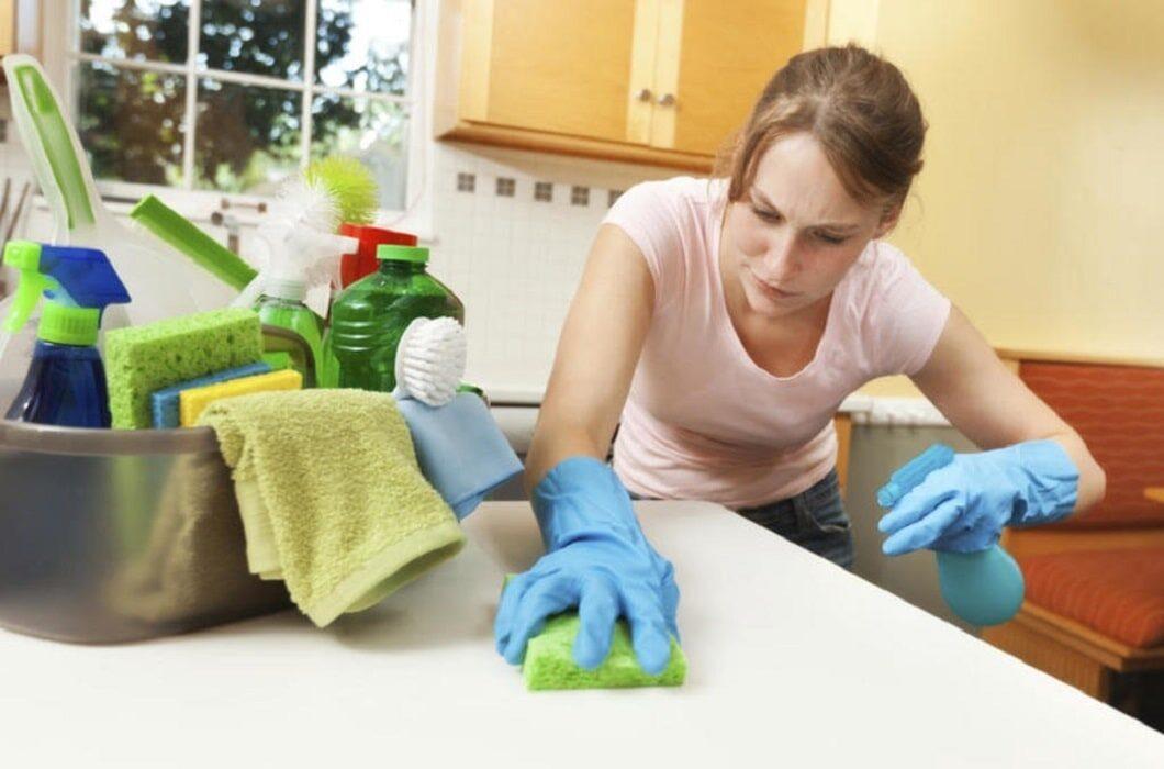 "Coronavirus: ya no hace falta limpiar todo ""obsesivamente"""