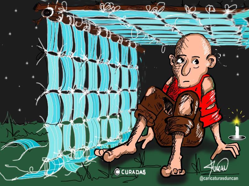 Reciclaje - Caricatura de Duncan