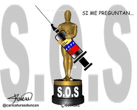 SOS - Caricatura de Duncan