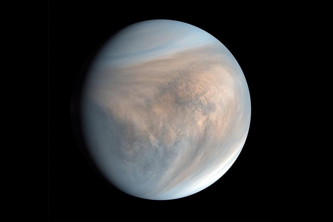 Científicos determinaron la duración exacta de un día en Venus