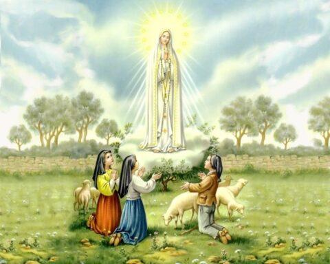 13 de mayo | 1917: Aparición de Nuestra Señora de Fátima