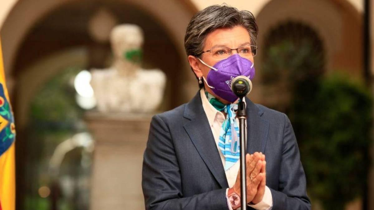 Alcaldesa de Bogotá