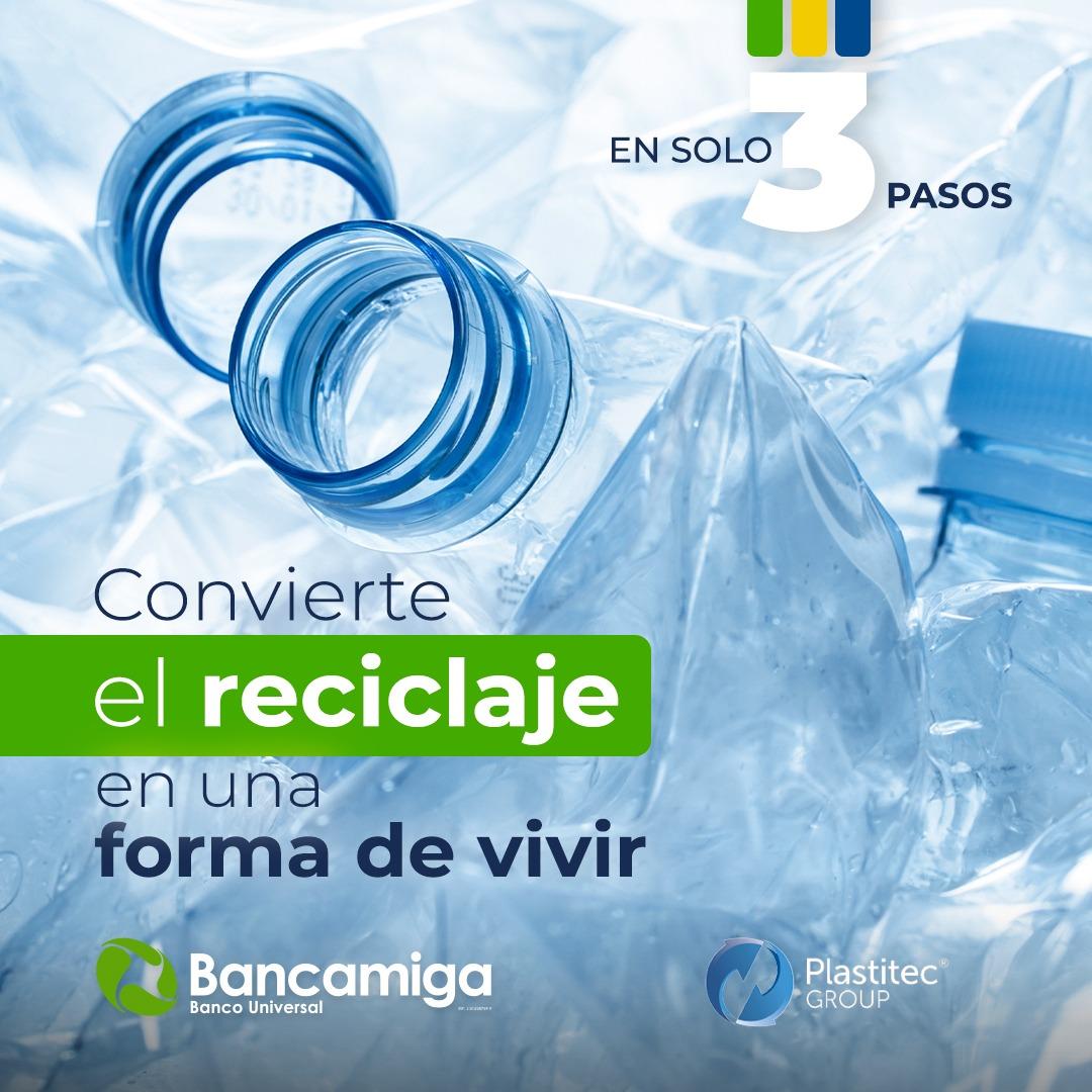 Bancamiga Plastitec Group Recicla2